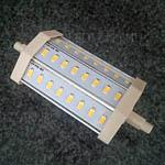 R7 led reflektor izzó 5730 -as chippel AC90-265V