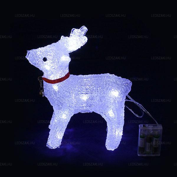 Karácsonyi világító figurák