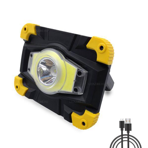 100 Watt vízálló, újratölthető LED lámpa   starvasar.hu